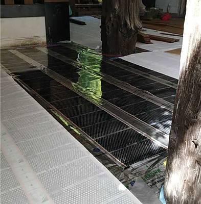 碳纤维电地暖-积水腾龙-碳纤维电地暖的技术