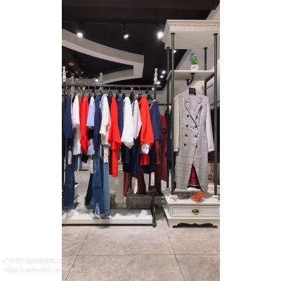 品牌折扣女装高端时尚工厂直销2019春装新款一手货源走份批发