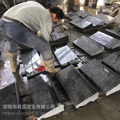 深圳青石錾道板材 青石錾道石 青石台阶石