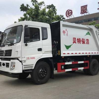 江西吉安8方侧装压缩式垃圾车厂家直销厂家直销