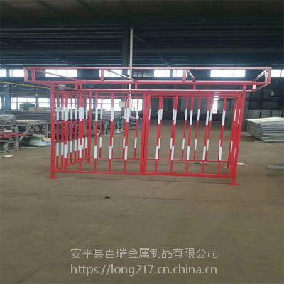 供应基坑周边栏杆 金属护栏厂家 道路临边护栏网