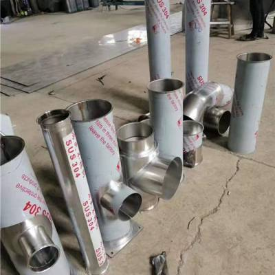 厨房不锈钢排烟管道加工-宁波广千暖通-小港不锈钢排烟管道加工
