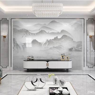 室外瓷砖画费用 安装方便