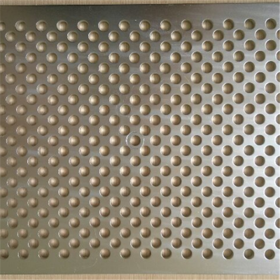 不锈钢板一孔一距冲孔网防护网 食品机械用不锈钢板圆孔网 医药行业过滤不锈钢板304网