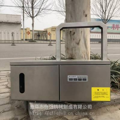 卡片/纸卡捆绑机 广东小型自动扎捆机 全自动捆扎机鲁强机械
