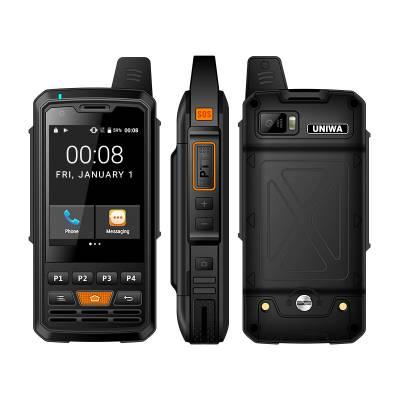 爆款双4g智能手机PPT安卓对讲手机poc手持公网对讲Zello跨境手机