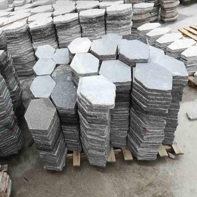 深圳石材厂家 芝麻灰外墙干挂石材 抛光面干挂石材(图)
