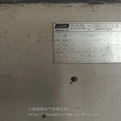 焊机变压器11.01.778原装进口SCHLATTER