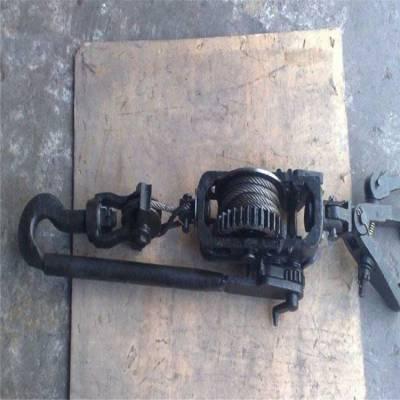 直销手动回柱器 矿用HH1—2型手动回柱器 2T5T8T回柱器型号齐全