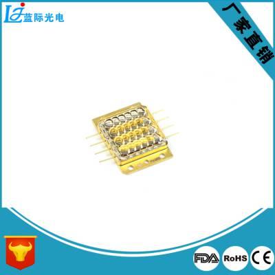 欧司朗 450nm70w蓝光大功率模块/BANK 耐高温高功率LD 激光投影机优选二极管