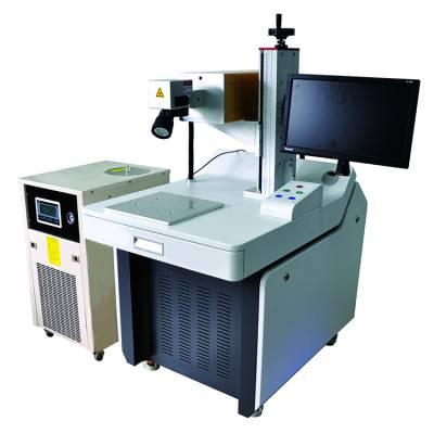 万荣手持式激光焊接机价格全自动激光打标机品牌埃克米供