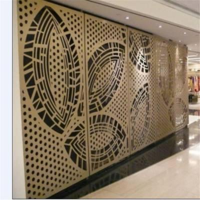 惠州源头厂家定制 室外艺术雕花铝单板造型镂空雕花铝板