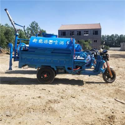 广州小型纯电动三轮洒水车效果型号及报价