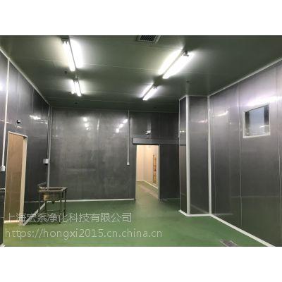 苏州食品车间、中央厨房洁净室装修改造