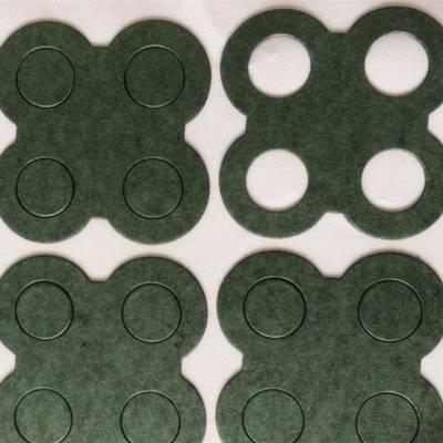 0.15~0.5mm青稞纸厂家生产电池组青壳纸 青稞纸垫片 模切成型绝缘纸