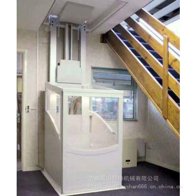 商场无障碍电梯残疾人液压升降机液压提升机