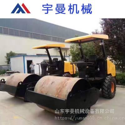 厂家直销YMYZ-35型压路机 柴油29马力的压路机 座驾式压路机