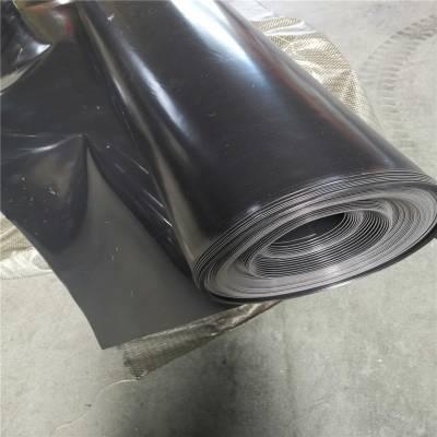 1.2毫米厚聚乙烯土工膜价格 易铺设施工简单