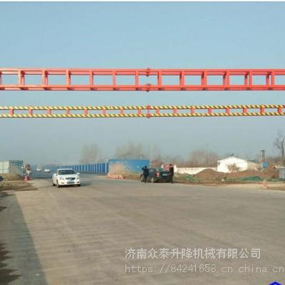 淄博智能限高架厂家 电动升降限高杆 高速公路智能限高架 价格实惠