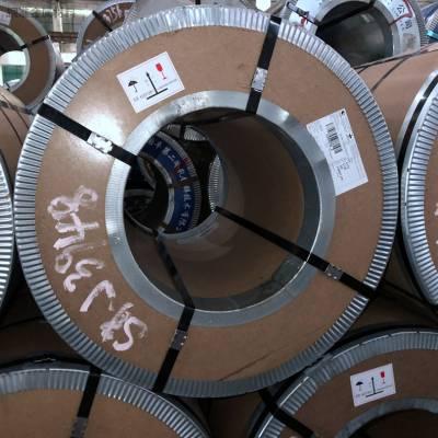 广东有花镀锌板鞍山神龙SGCC镀锌卷板白铁风管专用