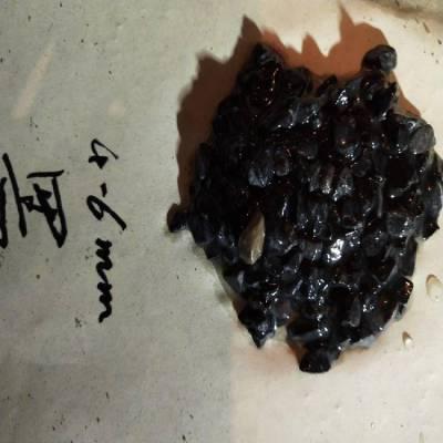 北京黑色米石多少钱 路面用米石规格