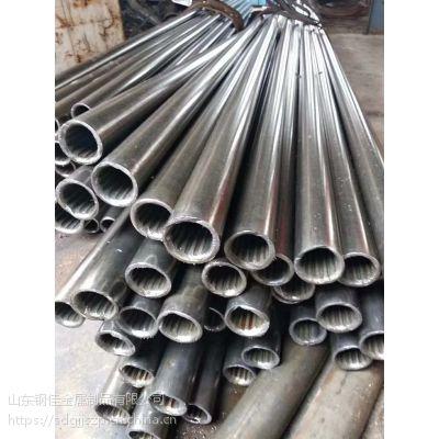 山东20#27mm精密钢管厂家 订做各种规格精密光亮无缝管