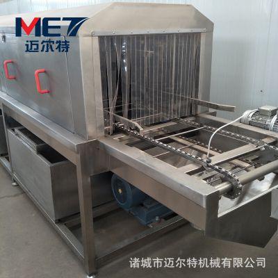 供应蔬菜筐清洗机 蔬菜周转筐清洗机 喷淋式洗筐机