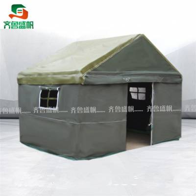 宣城施工帐篷-齐鲁帐篷 保暖-施工帐篷