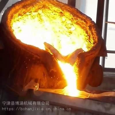 河北省邢台市铸造厂耐高温铸钢用挡渣棉提高生产效率