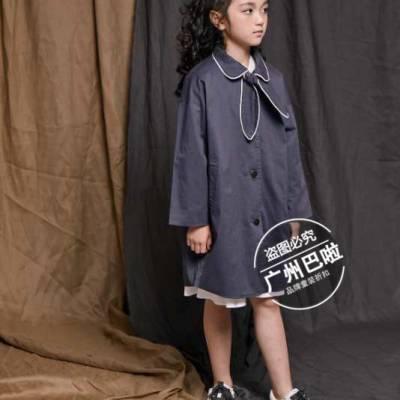 品牌童装折扣尾货(金果果)秋时尚、潮流、个性款