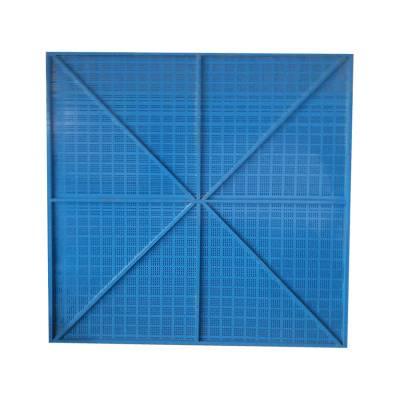 镀锌板冲孔网爬架网 建筑安全外围网防护网 圆孔网钢板喷塑屏蔽网 爬架网库存大全