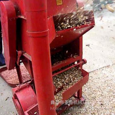 江苏常州大型花生剥壳机 自动上料花生剥壳机 圣鲁牌果子去皮机