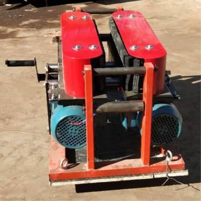吉林松原 电缆敷设机 线缆传输机 电缆传送机
