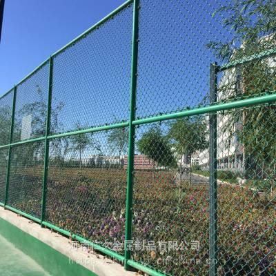 球场围网哪家好 河南仁久专业操场护栏网厂家 郑州勾花网围栏