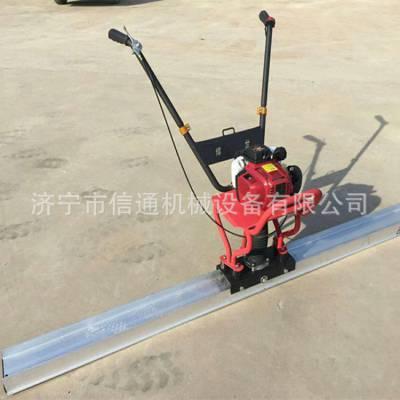 手扶式振动尺 汽油振动尺 2米水泥地面震动尺