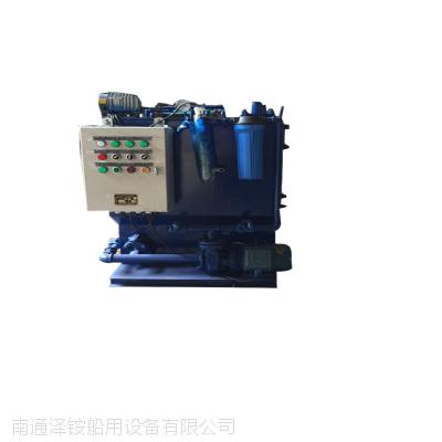 泽铵WCBJ-10A污水处理装置带ZC证书,WCB内河船检处理器