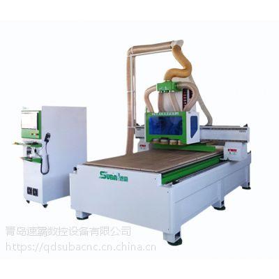 青岛速霸四工序木工开料机厂家 定制板式家具木工开料机