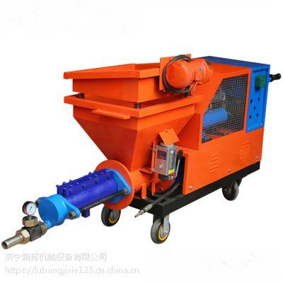 SY-3000螺杆式砂浆泵 砂浆喷涂机 墙体加固涂喷机厂家
