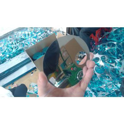 定制亚克力玩具镜片 手工教学实验镜片 潜望镜镜片 万花筒镜片