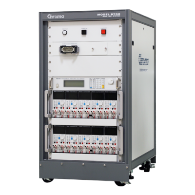 Chroma/致茂台湾l 8700电池模组平衡测试系统