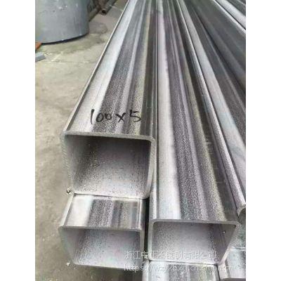 304 200*100*6不銹鋼方矩管價優 SUS304工業焊管