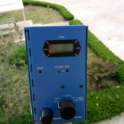 检测室内环境中低浓度甲醛气体4160型甲醛分析仪