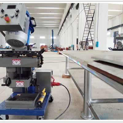 坡口机械MM系列大角度铣边机 一级焊缝坡口在马鞍山某电厂投入使用 小型铣刨机