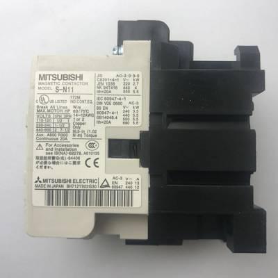 原装***S-N10 S-N11 S-N12 S-N18三菱接触器AC110VAC220VAC380V