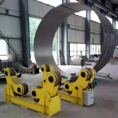 重型可行走重型焊接滚轮架_KT-50焊接滚轮架_自调试滚轮架批发