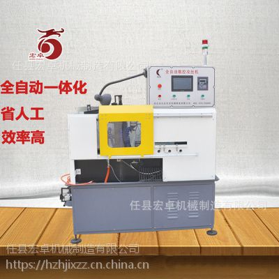 宏卓机械好的全自动钢筋套筒数控攻丝机厂家直销