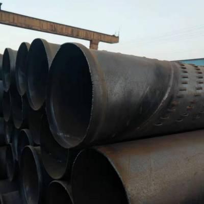 城市建设钢管273打井_冲孔钢花管 桥式滤水管 活力翻倍