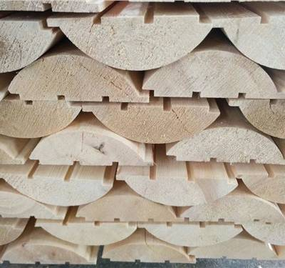江苏直销云杉护墙板销售厂家 上海熊二木结构工程供应