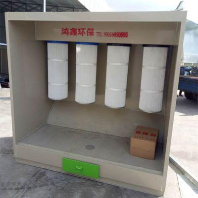 塑粉回收机 粉末回收机 环保喷塑设备厂家 鸿鑫牌