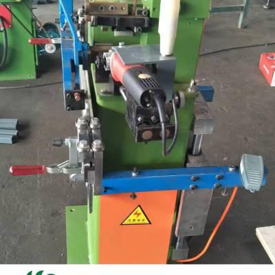 供应浩林刀锯司太立合金锯条手动焊齿机